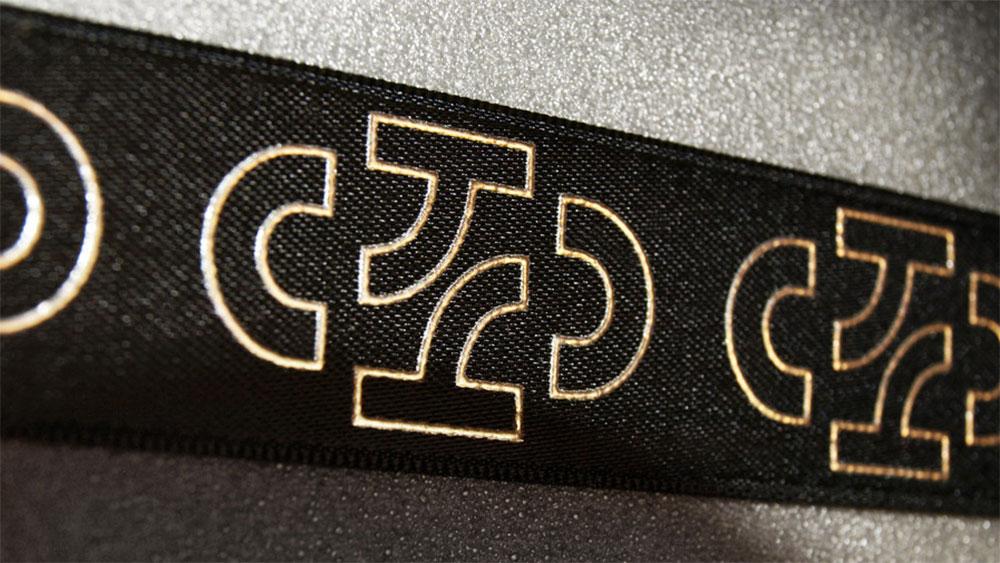 Texgraf cintas personalizadas metalizados