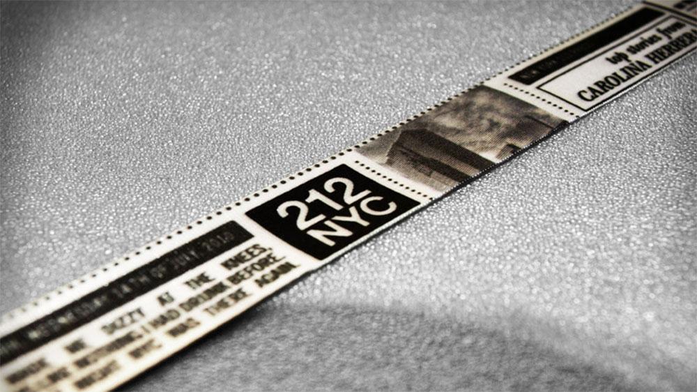 Texgraf cintas personalizadas sublimación